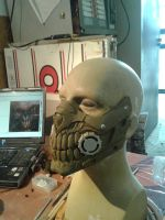 Mad Max: Fury Road / Immortal Joe mask by Psychopat6666