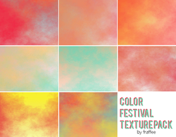 Color Festival Texture Pack by Fraffee by fraffee