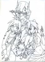 WoW manga - A song for Azeroth by Sergeras