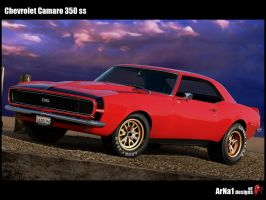 Chevrolet Camaro Project 28 by arna1