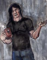 Dethklok: I hate Decaf by Sp00kySqueek