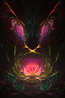 Waterlily 320x480 by teddybearcholla