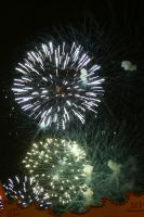 Fireworks Stock 54 by Malleni-Stock