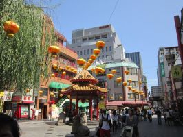 China town in Japan by DreamFutureAis