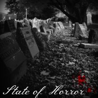 State of Horror - Main Cover by mysticdragon666