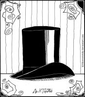 Fig 3: Top Hat by MrsHorowietzky