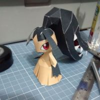 Pokemon Papercraft - Mawile by DenisSensei