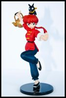 Rumic World - Ranma 1 by Android18a