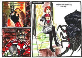 Abducting the Crew... by CyberII