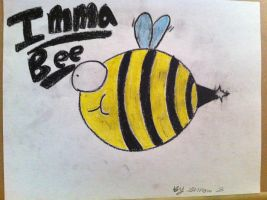 Imma bee by Alternativeproject