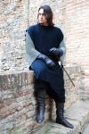 The knight, sit 2 by SilvieT-Stock