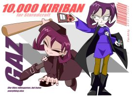 10,000 Kiriban Art by NeoSlashott