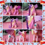 MLP Princess Cadence Custom Doll by nikkifox1019