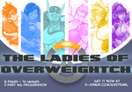Ladies of Overweightch Image Pack - Now Available by kastemel