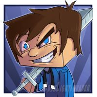 Minecraft Avatar - Frisky by RushLightInvader