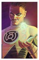Sinestro by riq