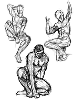 Figure Drawings 01 by Khem-Art