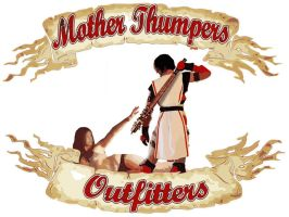 Motherthumpers Outfitters by PoSmedley