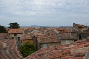 Sea of Provence roofs by A1Z2E3R