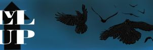 Murder of Crows by DeaconStone