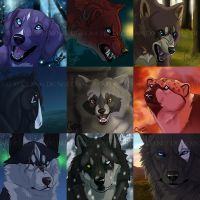More Icons by InstantCoyote