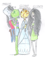 Bald and undead chiks ftw! by GfdsyJuky