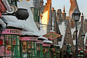 Hogsmeade by AlexisClark26