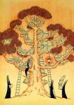 The Book Tree by yanadhyana