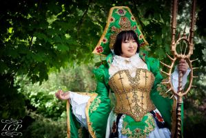Trinity Blood - Seth Nightroad 4 by LiquidCocaine-Photos