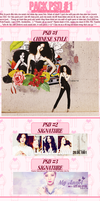 PACK PSD #1: Happy Birthday SeoHyun - STOP SHARE! by lovefany96