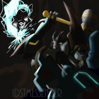 Theme 5 - Fight by IDSTMessenger