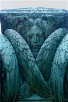 Weeping Angel of Truth by ratravarman