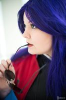 Misato by LuckyGrimCosplay