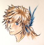 [Commission] Sorey - Armatus of water by Bcpupu