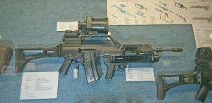 G36 Assault Rifle by IT-Sniper
