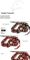 snakes tutorial by shadowsrequests
