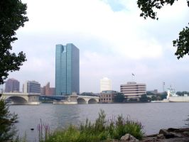Downtown Toledo 1 by Ahrum
