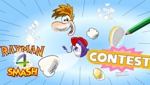 Sketchy Rayman by MarkProductions