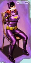 Batgirl by C2D by MasterOfZen