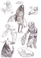 sketches by marklaszlo666