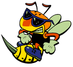 Stinger Clipart by MisterBug