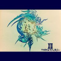 Final Fantasy XIII Logo by goodsnake