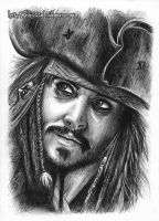 Jack Sparrow by Jeko22