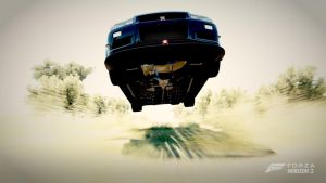 Forza Horizon 2 - Filtered Jump by crocnocker