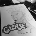 Sandy, Grease by PaTrIcKkInGdOm