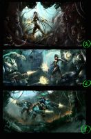 starcraft 2 comics by VitoSs