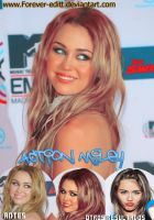 Action Miley by Forever-editt
