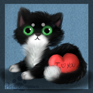 :I Give my Love to You: by PrePAWSterous