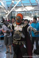 Ganondorf Cosplay by SuperSonicHero10