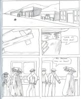 High Noon Page 1 by AlmightySmurfGod